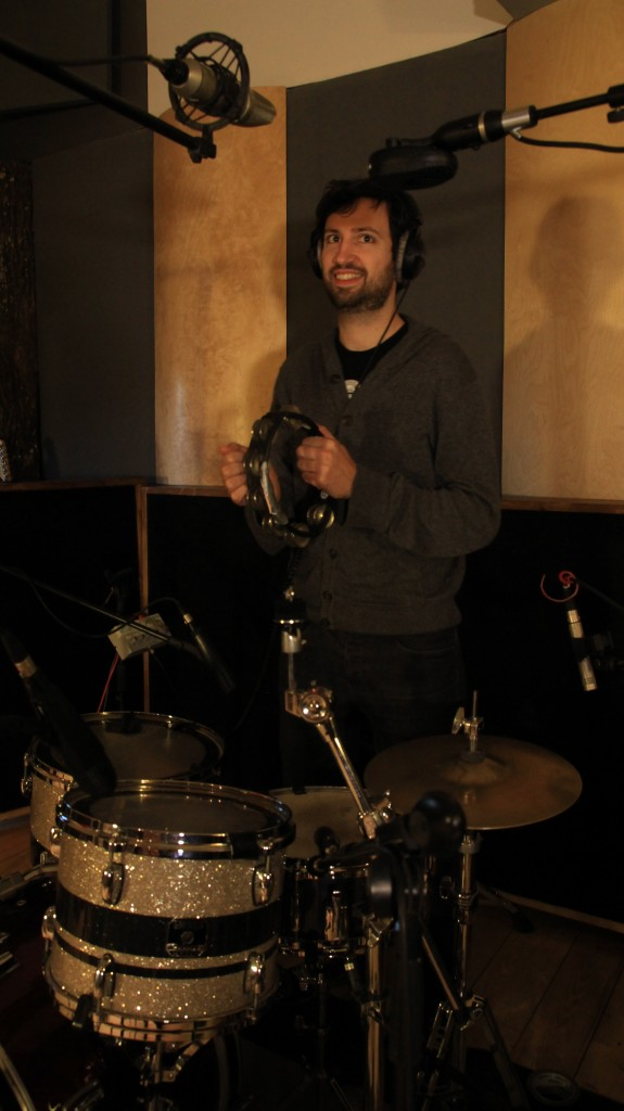 Alex RHS Drums